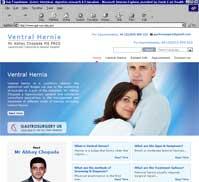 Ventral Hernia UK