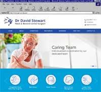 Dr David Stewart