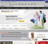 Bruce Low MBBS, FRACS
