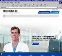 Curtis Bush, M.D.