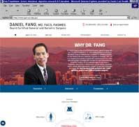 Daniel Fang, MD, FACS, FASMBS