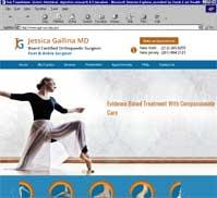 Jessica Gallina MD.