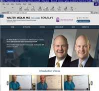 Walter Medlin, M.D.