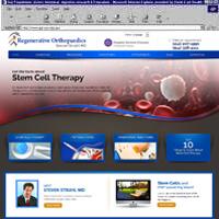 Regenerative Orthopaedics