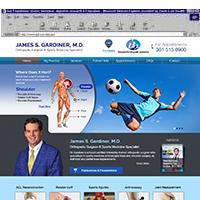 James S Gardiner MD