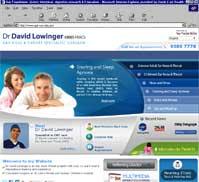 Dr David Lowinger