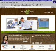 Dr Audrey Wang