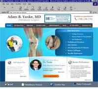 Adam B Yanke MD
