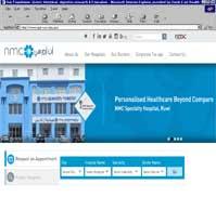 NMC Healthcare - Oman