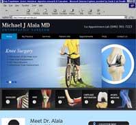 Michael J. Alaia MD