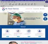 Mr Saud Hamza