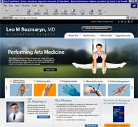Leo M Rozmaryn MD