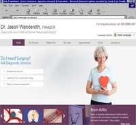 Dr Jason Wenderoth