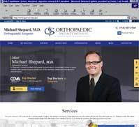 Michael Shepard, M.D.