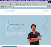 M Zakir Sabry, MD