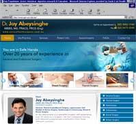 Dr Jay Abeysinghe