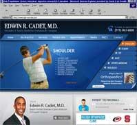 Edwin R Cadet MD