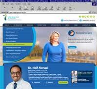 Dr. Naif AlEnazi, Clinic