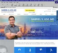 Gabriel S. Levi, MD