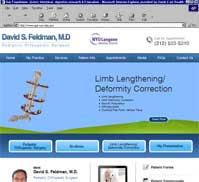 David S Feldman MD