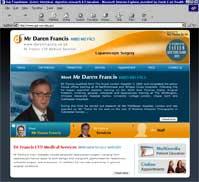 Mr. Daren Francis