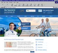 Jason Patrick Hochfelder M.D. - Hip Specialist