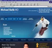 Michael Bahk MD