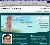 Dr Gautam Chakrabarthy