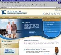 George Holmes, MD FootLogic