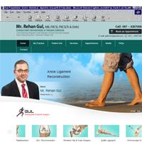 Mr. Rehan Gul, MB, FRCSI, FRCS