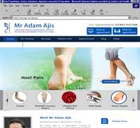 Mr Adam Ajis