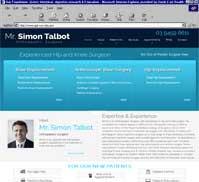 Mr. Simon Talbot