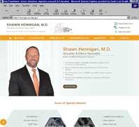 Shawn Hennigan, M.D.