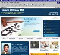 Terence Delaney MD