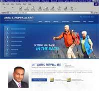 Anuj S. Puppala MD