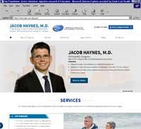 Jacob Haynes, M.D.