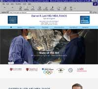 Darren R. Lebl MD, MBA, FAAOS