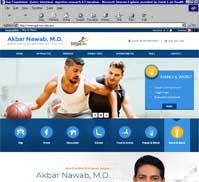 Akbar Nawab, M.D.