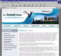 Dr. Joseph Robin