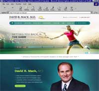 David R. Mack, M.D
