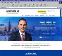 David Saper, MD