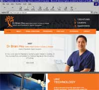 Dr Brian Hsu MBBS FRACS (Orth) F A Ortho A, FHKAM