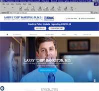 LARRY S. �CHIP� BANKSTON, JR, MD
