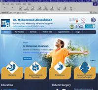 Dr. Mohammad Aburahmah