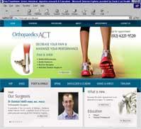 Orthopaedics ACT
