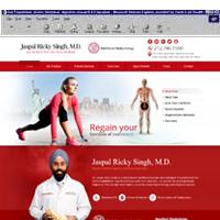 Jaspal Ricky Singh, M.D.