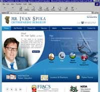 Mr Ivan Spika