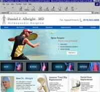 Daniel J. Albright. MD