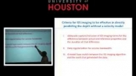 University of Houston's Professor Arthur Weglein - Tutorial on Kristin Data ISS Imaging, 2012