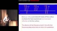 Arthur Weglein's Tutorial - Multiple attenuation: recent progress, and a plan to address